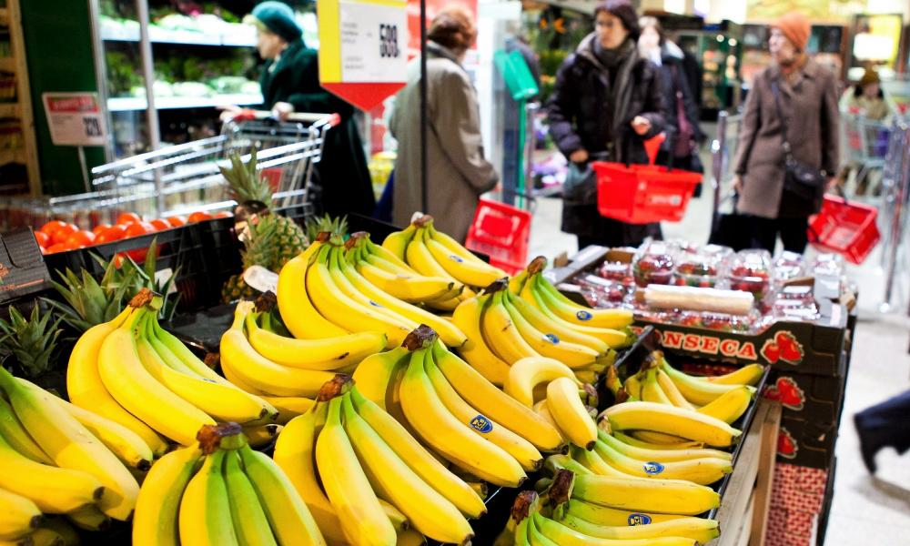 A barna foltos banán fogyasztása fontos tápanyagokat biztosít számunkra
