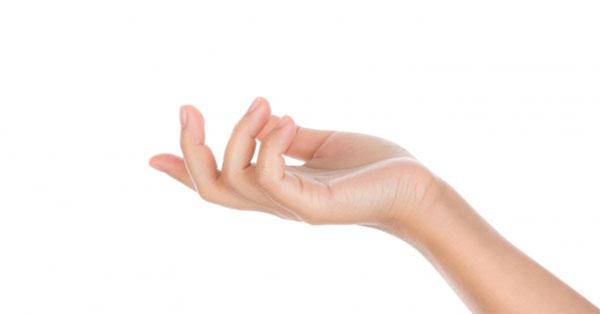 kéz felállítása