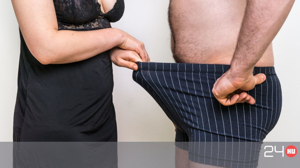 a nők, mint egy borotvált pénisz