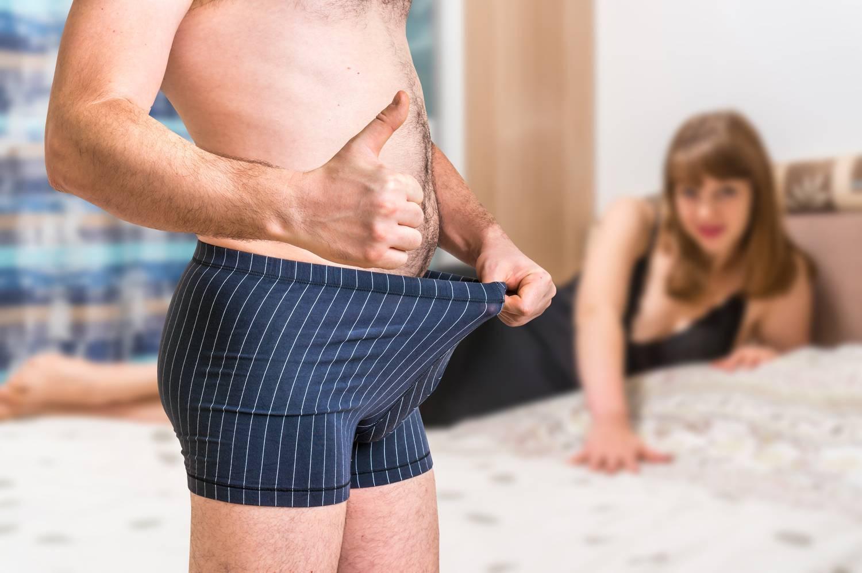 a férfiaknak nincs péniszük fokozott erekció prosztatagyulladással
