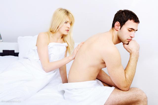 mi van, ha a férjemnek nincs merevedése