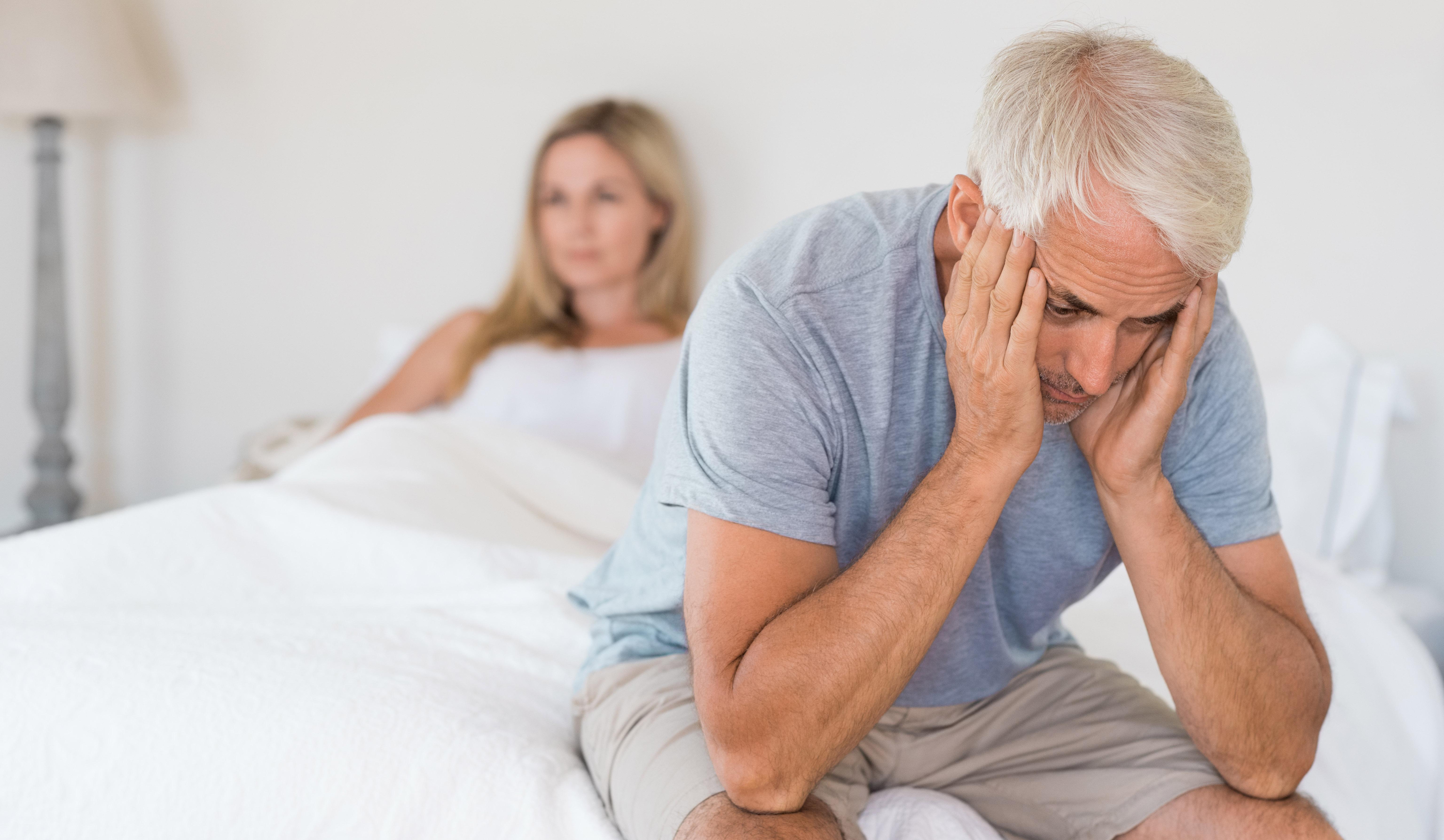 befolyásolhatja-e a fáradtság az erekciót