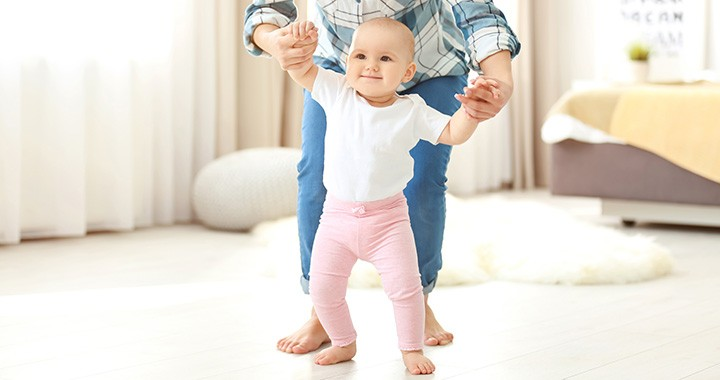 A baba fejlődése hónapról hónapra