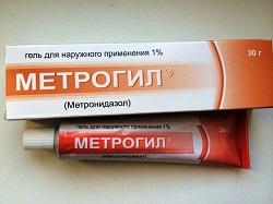 Metrogil gél - hivatalos használati utasítás - Allergia September