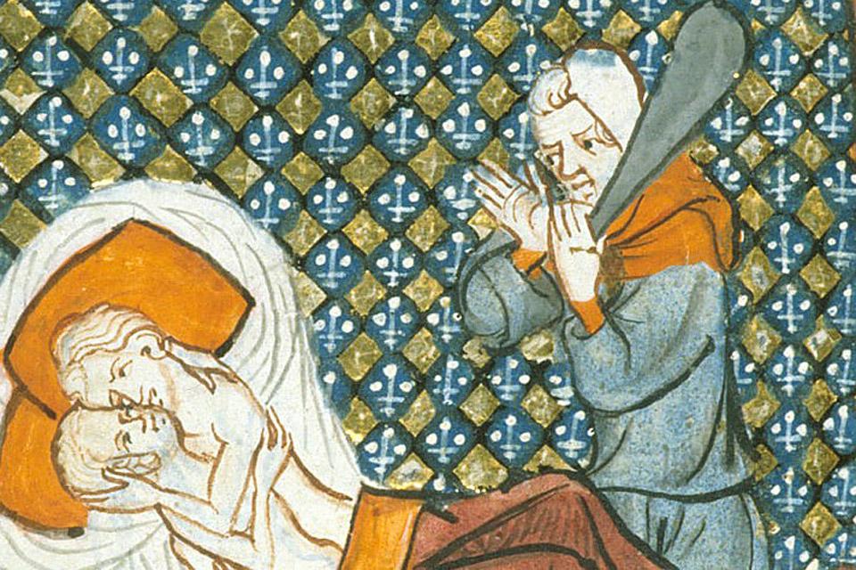 pénisz a középkorban