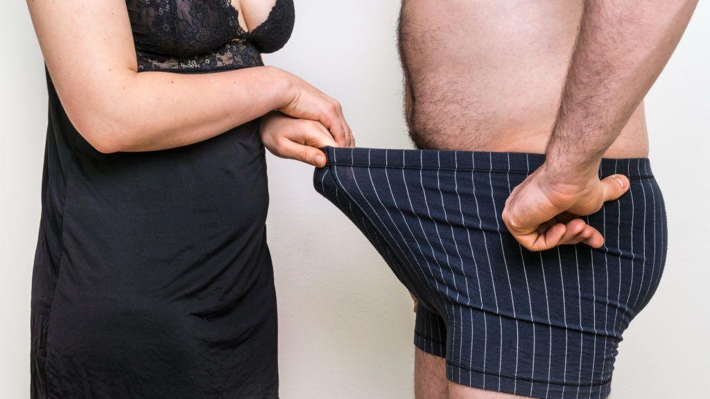az erekció eltünteti a tüneteket
