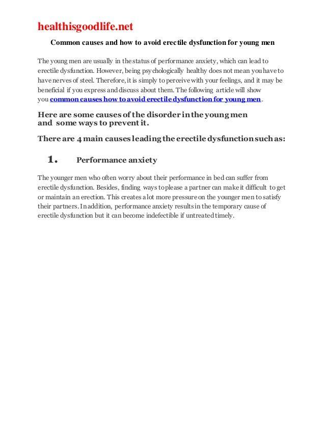 erekció előnyei és hátrányai