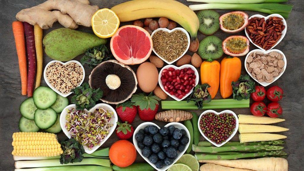gyümölcsök és zöldségek egy erekcióhoz