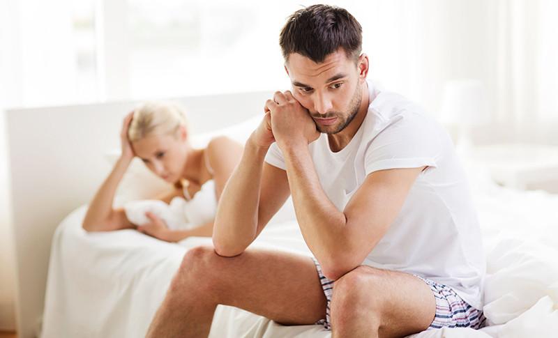 mi töri meg az ember péniszét szakítás után felmerülő erekciós problémák