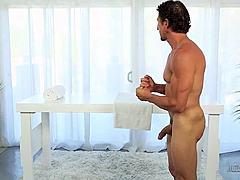 pihentető masszázs a pénisz számára