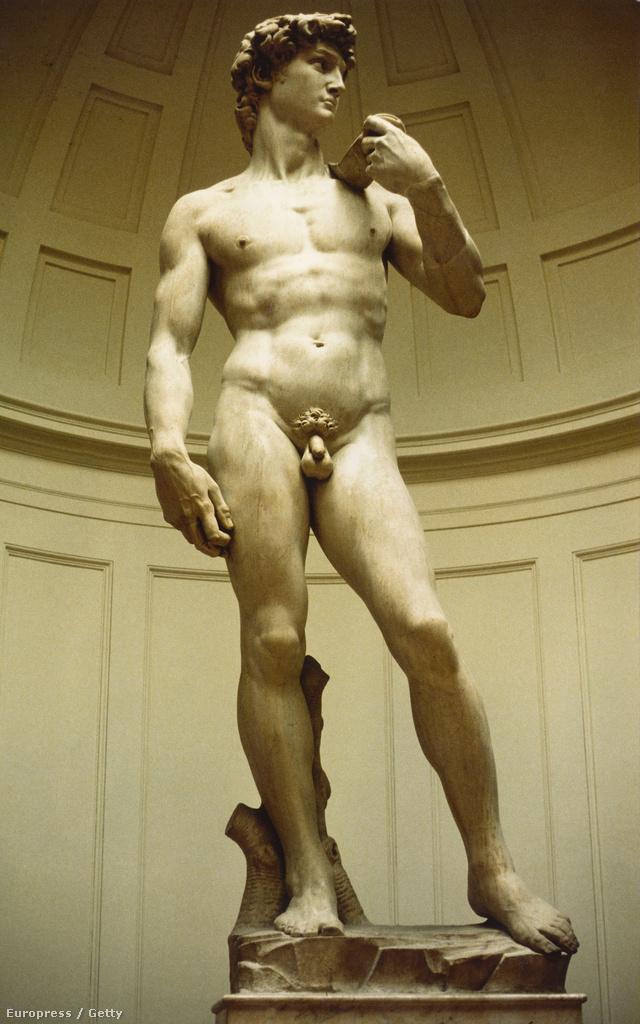férfi pénisz a szobrászatban