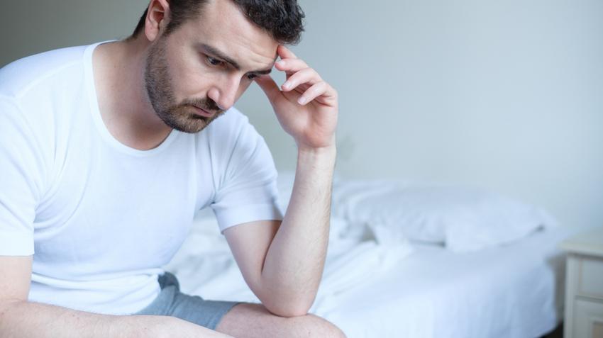 nincs erekció és vágy nincs erekció az influenza alatt