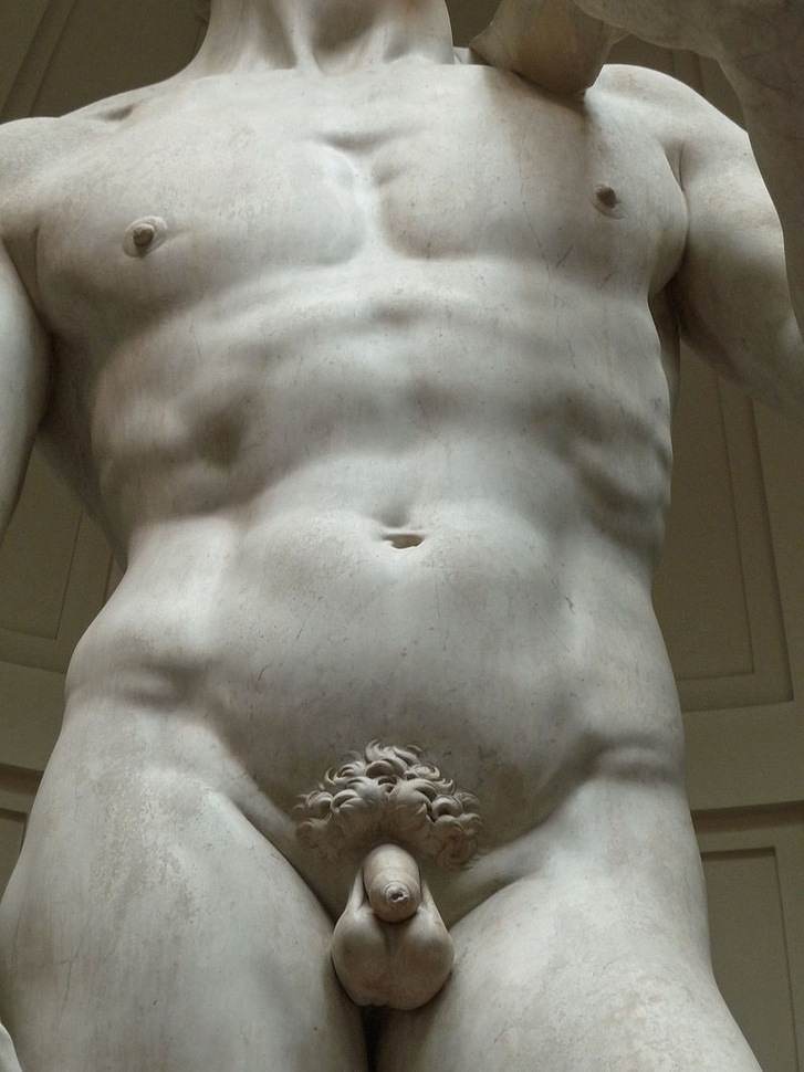 Hát ezért kicsi az ókori görög szobrok pénisze - op3ndott.hu