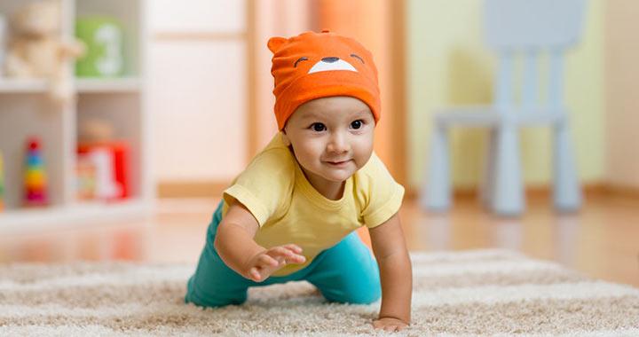 merevedés egy gyermeknél 9 hónaposan